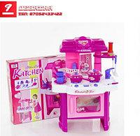 Игровая детская кухня, с набором