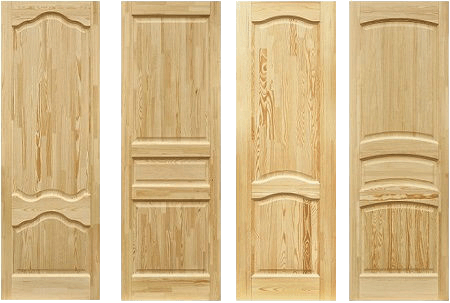 двери из массива дерева цена