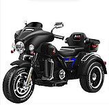 Детский электромотоцикл Harley Davidson, фото 8