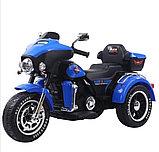 Детский электромотоцикл Harley Davidson, фото 9