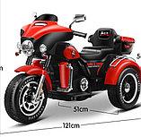 Детский электромотоцикл Harley Davidson, фото 10