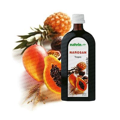 Сироп Все витамины плюс Цинк Нарин Наросан Тропик Nahrin Narosan (Оригинал - Швейцария)