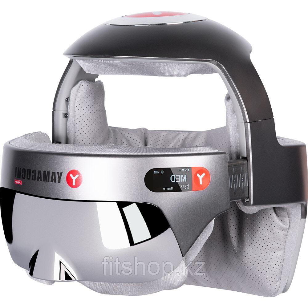 Массажер для головы Galaxy PRO Chrome