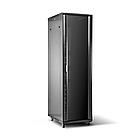 """Шкаф серверный, SHIP, 601S.8042.24.100, 124 серия, 19"""" 42U, 800*1000*2000 мм, Ш*Г*В, IP20, Чёрный"""