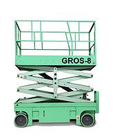 Самоходный ножничный подьемник GROS-8, фото 1