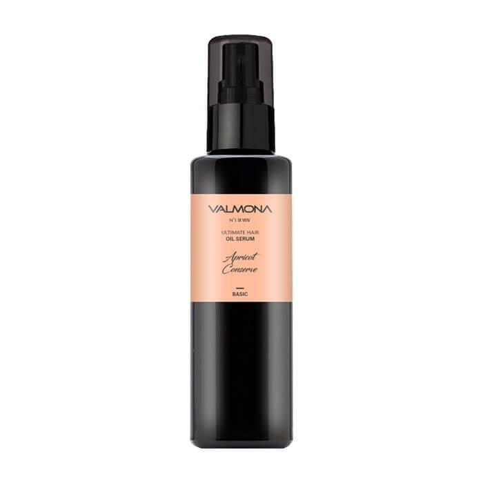 [VALMONA] Сыворотка для волос АБРИКОС ULTIMATE HAIR OIL SERUM (APRICOT CONSERVE), 100 мл