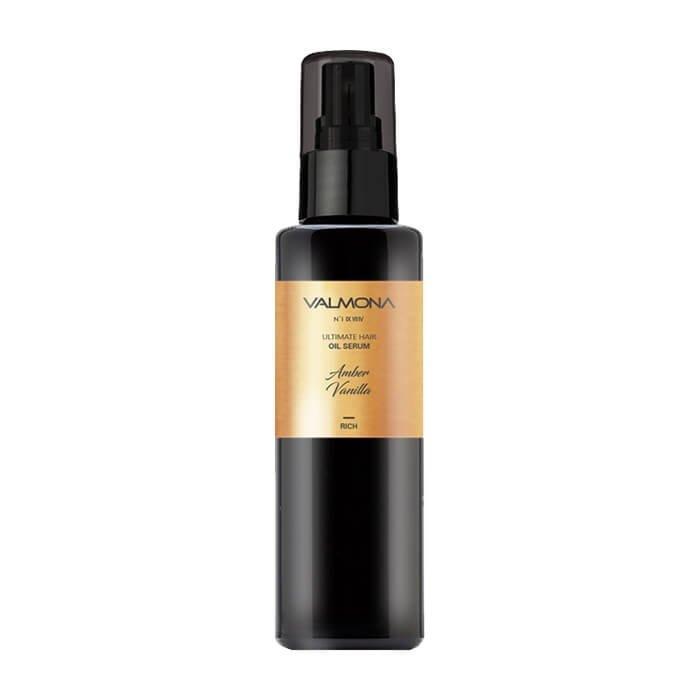 [VALMONA] Сыворотка для волос ВАНИЛЬ ULTIMATE HAIR OIL SERUM (AMBER VANILLA), 100 мл