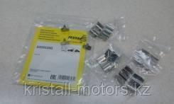 Антишумовая пластина-скоба суппорта заднего TOYOTA LC120/150/105/GX470/GX460/