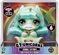 Игровой набор Poopsie Q.T. Unicorns surprise Jenna Jitters с ароматным сюрпризом 573661