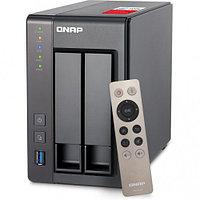 Qnap NAS Original дисковая системы хранения данных схд (TS-251+-8G)