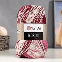 Пряжа 'Nordic' 20 шерсть, 80 акрил 510м/150гр (660)