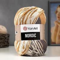 Пряжа 'Nordic' 20 шерсть, 80 акрил 510м/150гр (657)