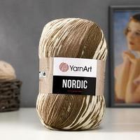 Пряжа 'Nordic' 20 шерсть, 80 акрил 510м/150гр (661)