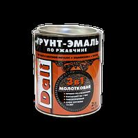 DALI® Грунт-эмаль по ржавчине молотковая 3 в 1