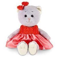 Мягкая игрушка 'Мышель в красном платье', 20 см