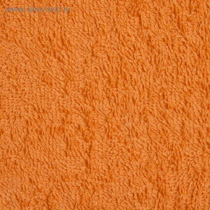 Полотенце махровое гладкокрашеное, размер 100х180 см - фото 2