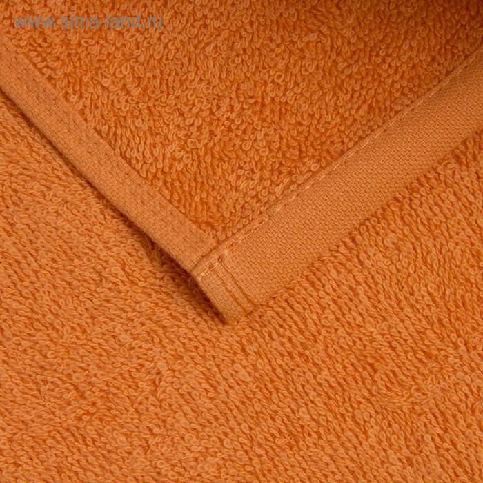 Полотенце махровое гладкокрашеное, размер 100х180 см - фото 3
