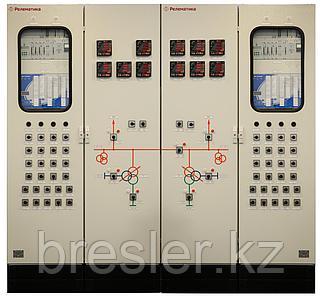 Централизованная РЗА подстанции 110-220 кВ (схема 5Н, 5АН)