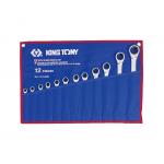 Комплект ключей трещоточных 12 предметов