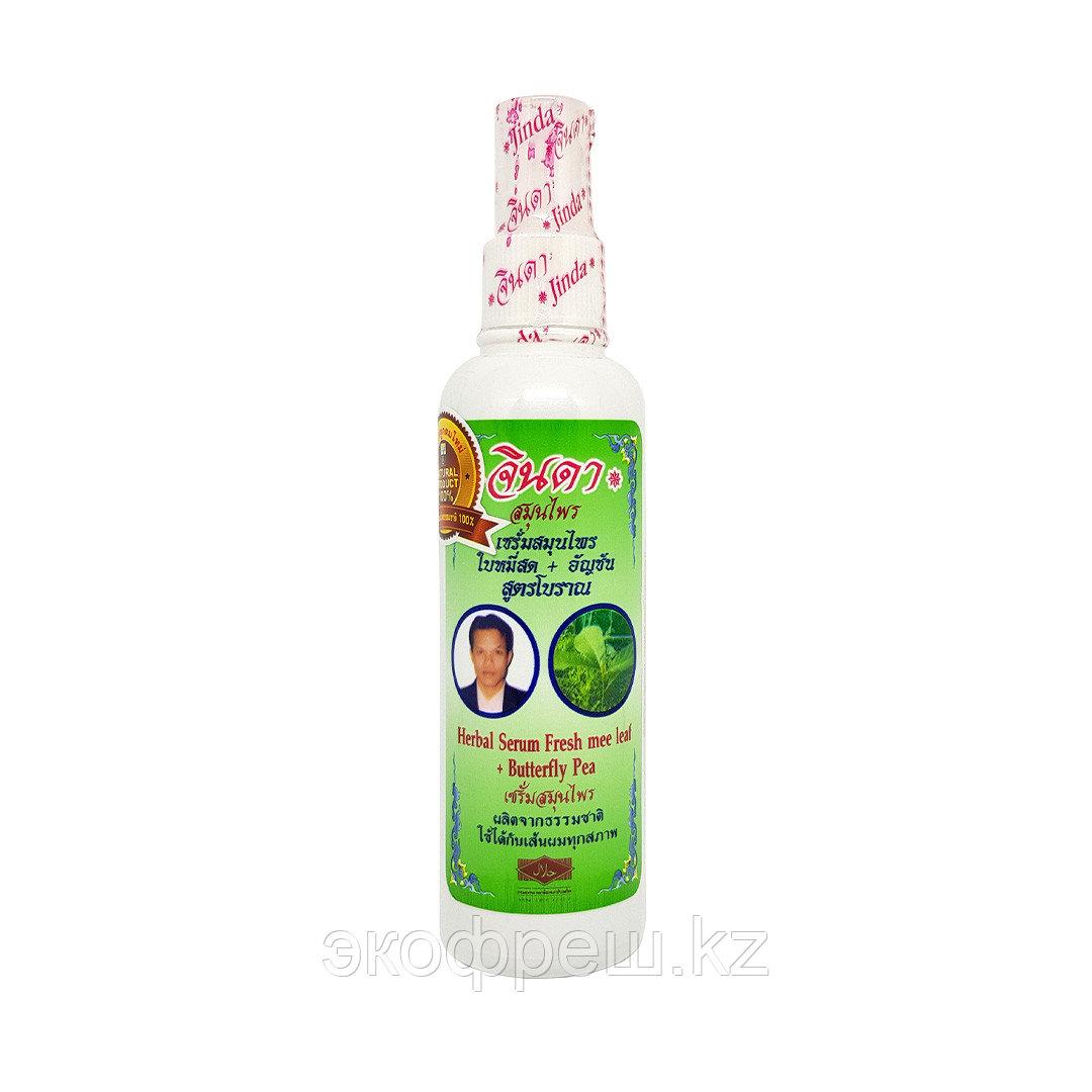 Травяная сыворотка-спрей Jinda для роста волос 120 мл