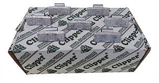 CLIPPER 0325 CLIPPER ГРУЗИК 0325 балансировочный для литого диска 25гр. (набор 100шт.)