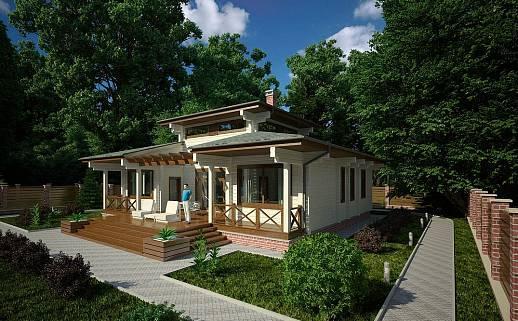 Проект дома №2289