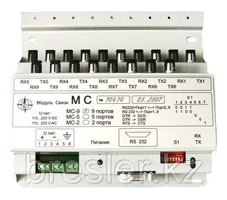 Модуль связи оптический типа «МС-9»