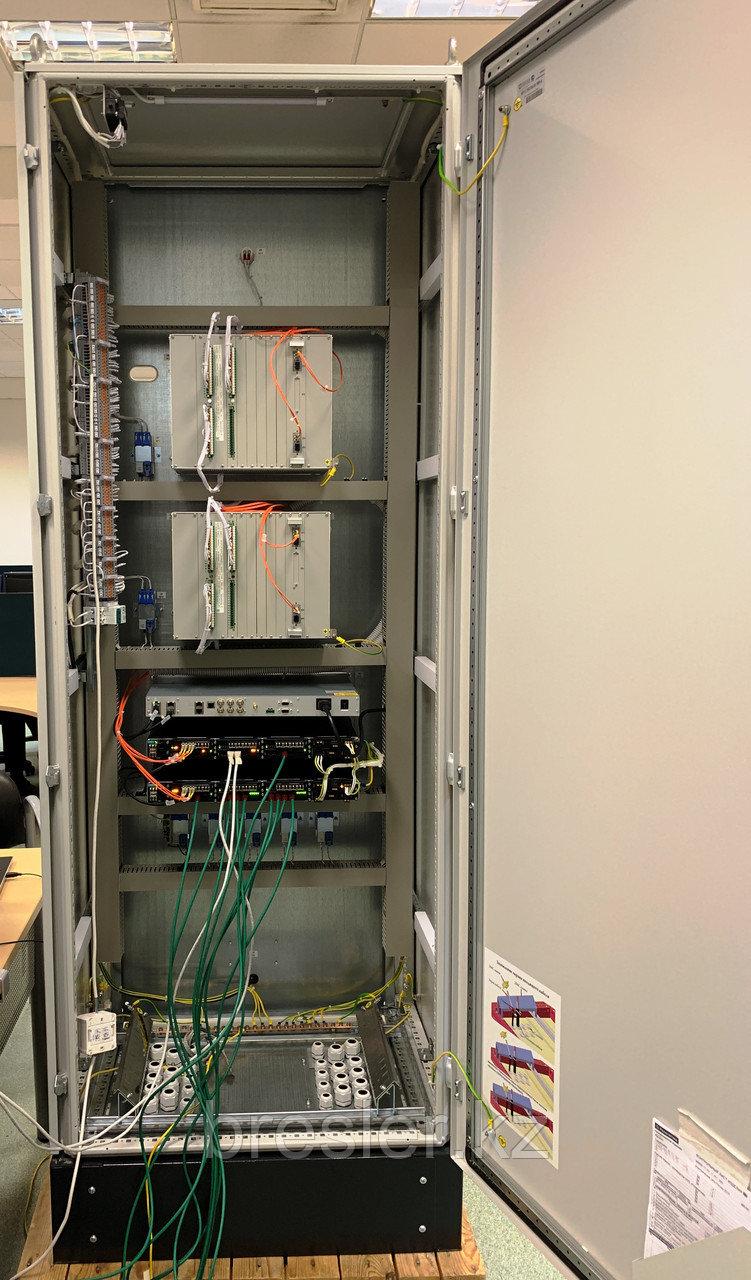 Цифровая централизованная РЗА ПС 110-220 кВ (схема 4Н, 5Н, 5АН)