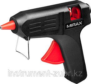 Пистолет клеевой (термоклеящий) электрический MIRAX, 40Вт/220В, 11мм, фото 2