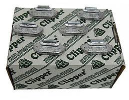 CLIPPER 0225 CLIPPER ГРУЗИК 0225 балансировочный для стального диска 25гр. (набор 100шт.)