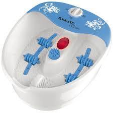 Ванна для ног Scarlett SC-FM20104 голубой