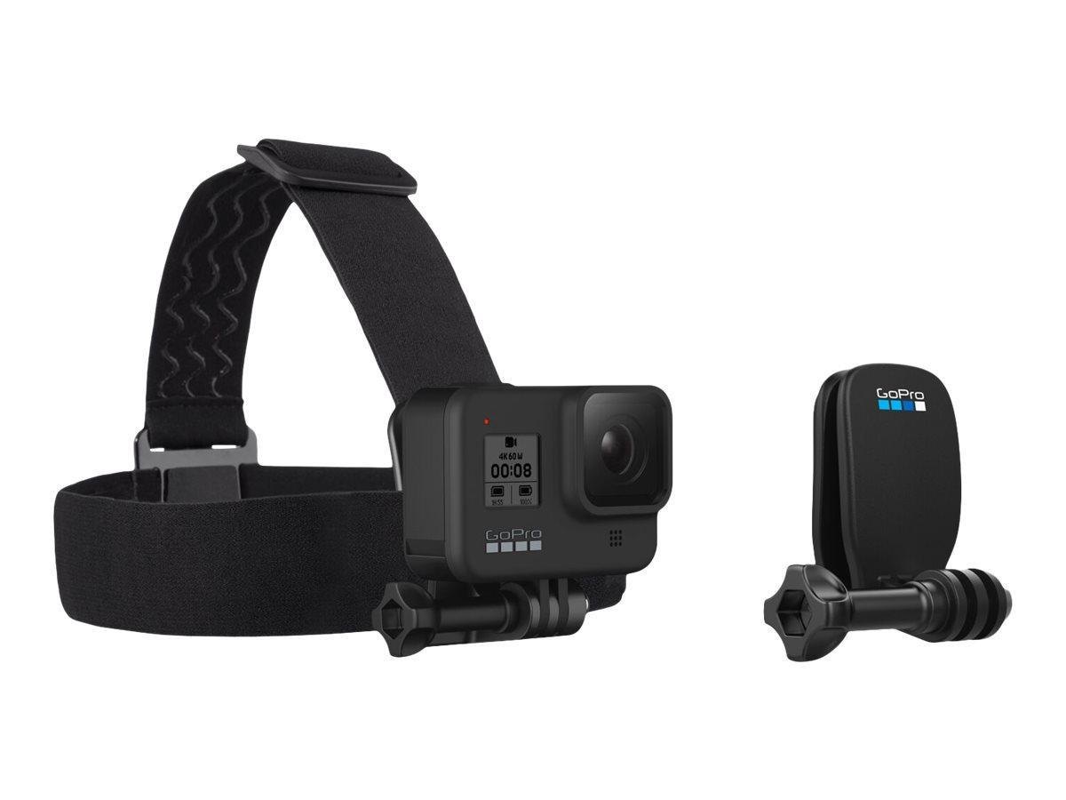 Крепление GoPro ACHOM-001 Headstrap + QuickClip