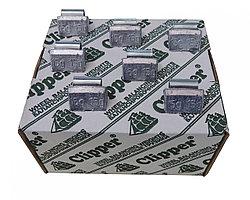 CLIPPER 0315 CLIPPER ГРУЗИК 0315 балансировочный для литого диска 15гр. (набор 100шт.)