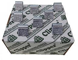 CLIPPER 0310 CLIPPER ГРУЗИК 0310 балансировочный для литого диска 10гр. (набор 100шт.)