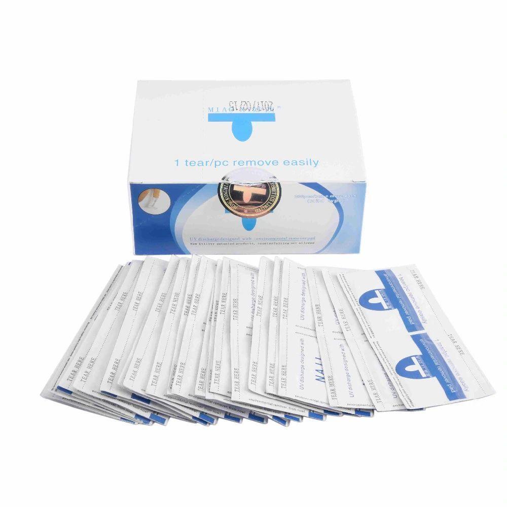 Стикеры для снятия гель-лака MIAOXI