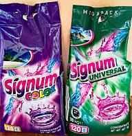 Стиральный порошок Signum Universal 10 кг