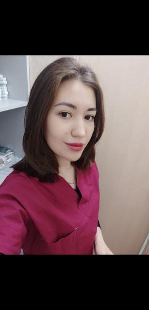 Каиржанова Алтынай ( врач отделения стационара) -1