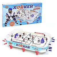 Настольная игра хоккей 42х82х18