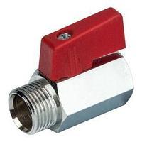 Кран шаровой мини STOUT, 3/8', муфта/резьба, SVB-0022-000010 (комплект из 20 шт.)
