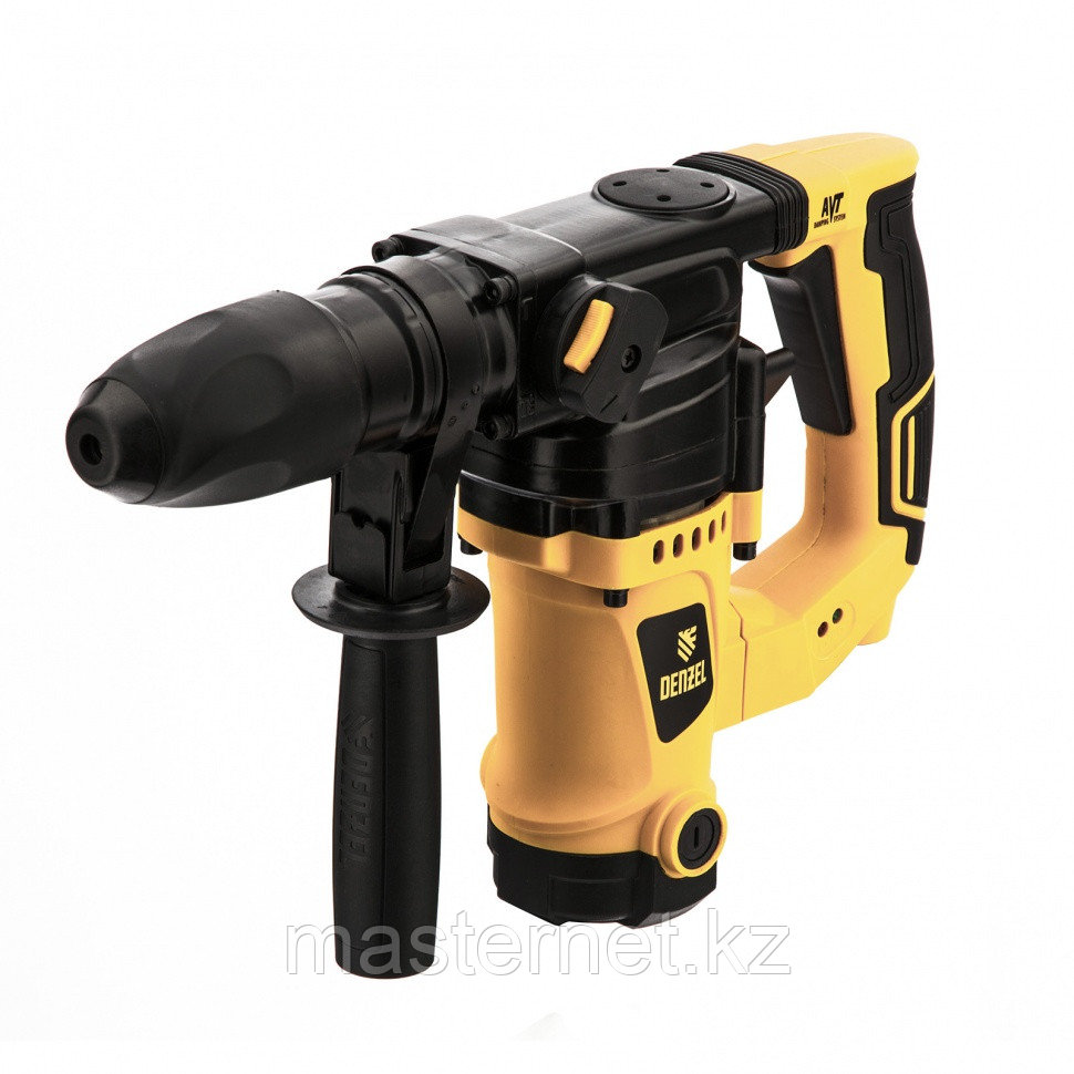 Перфоратор электрический RHV-1100-26, SDS-plus, 1100Вт, 4Дж, 3 реж.// Denzel - фото 1