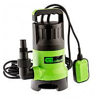 Дренажный насос для грязной воды СДН800-35, 800 Вт, напор 9 м, 13500 л/ч// Сибртех