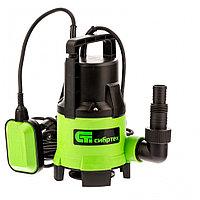 Дренажный насос для грязной воды СДН650-35, 650 Вт, напор 8 м, 11000 л/ч// Сибртех