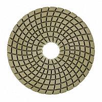 Алмазный гибкий шлифовальный круг, 100 мм, P 800, мокрое шлифование, 5шт.// Matrix