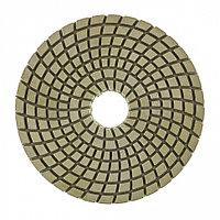 Алмазный гибкий шлифовальный круг, 100 мм, P 3000, мокрое шлифование, 5шт.// Matrix