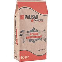 Уголь берёзовый, 10 кг, Россия Camping// Palisad