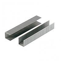 Скобы, 12 мм, для мебельного степлера, тип 53, 2000 шт.// Denzel