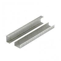Скобы, 6 мм, для мебельного степлера, тип 53, 2000 шт.// Denzel