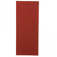 Шлифлист на бумажной основе, P 40, 115 х 280 мм, 5 шт, водостойкий// Matrix