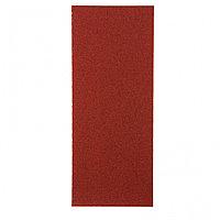 Шлифлист на бумажной основе, P 60, 115 х 280 мм, 5 шт, водостойкий// Matrix