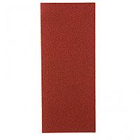 Шлифлист на бумажной основе, P 80, 115 х 280 мм, 5 шт, водостойкий// Matrix